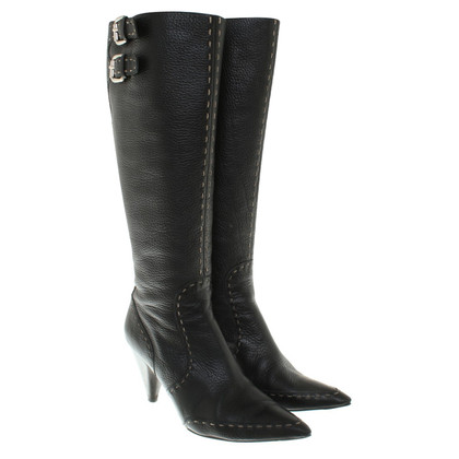 Fendi Boots in black