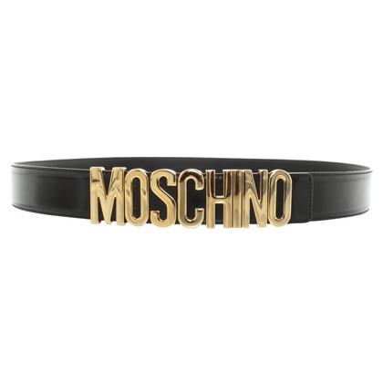 Moschino Cintura in Black