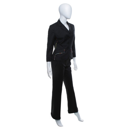 Paul Smith 2-piece suit in black