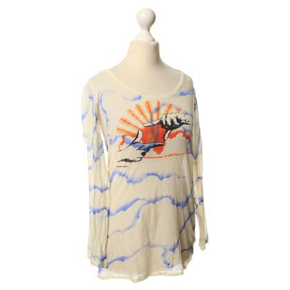 Isabel Marant Etoile Shirt met dunne lange mouwen