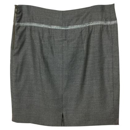 Gunex skirt of Cashmere / Wool