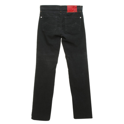 Other Designer Jacob Cohen - Corduroy trousers in black
