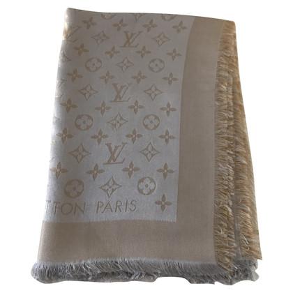Louis Vuitton Monogram Schal mit Lurex