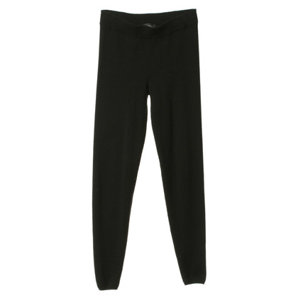 Joseph Wollleggings in Schwarz