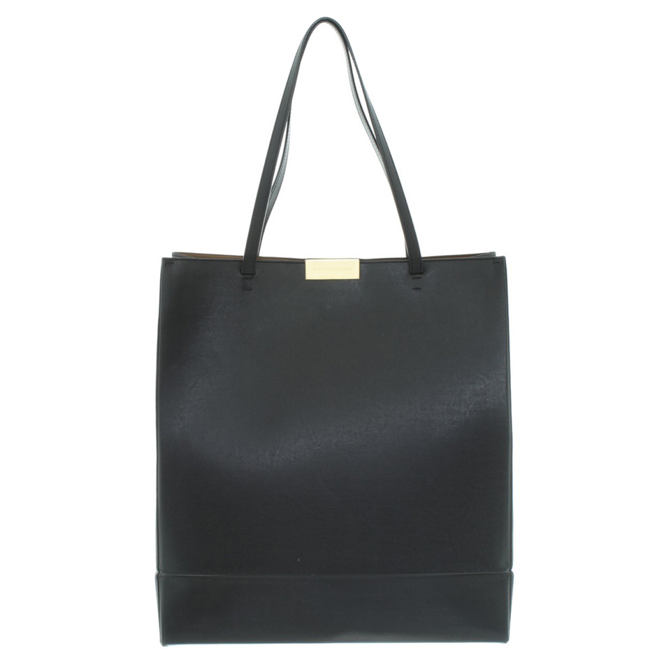 stella mccartney handtasche in schwarz second hand stella mccartney handtasche in schwarz. Black Bedroom Furniture Sets. Home Design Ideas