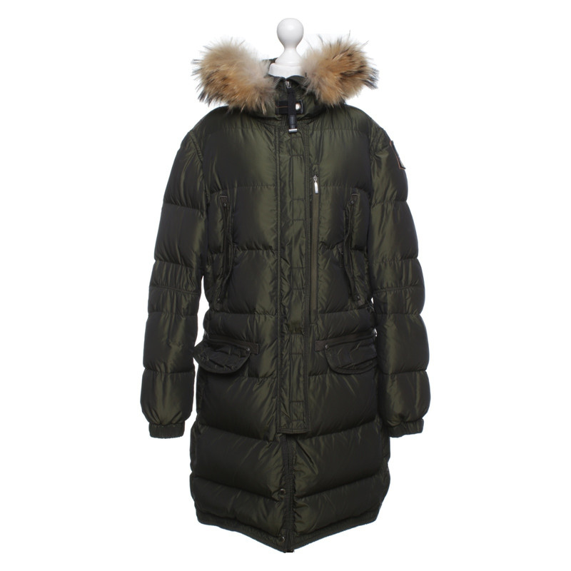 Parajumpers Parka in dark green