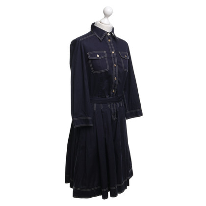 Ralph Lauren Shirt blouse dress in dark blue