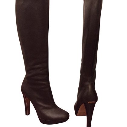 Christian Dior Brown boots