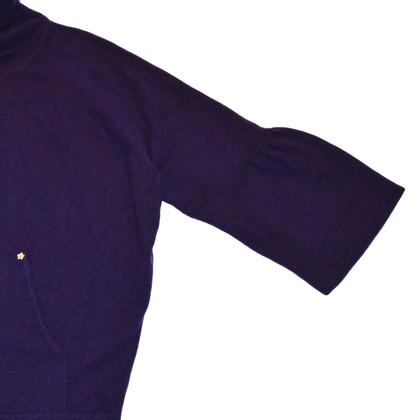 Brunello Cucinelli 3/4 sleeve cashmere sweater