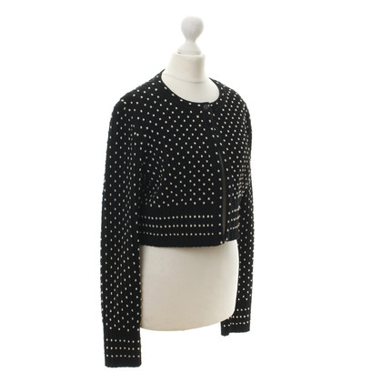 Alaïa Cardigan with structure