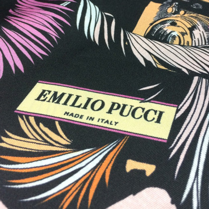 Emilio Pucci Foulard en soie