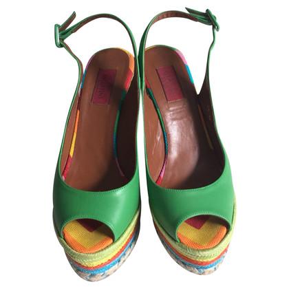Valentino Zeppe in multicolor
