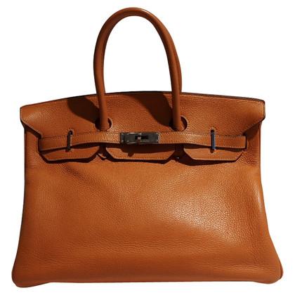 herm s birkin bag 35 in orange second hand herm s birkin bag 35 in orange gebraucht kaufen. Black Bedroom Furniture Sets. Home Design Ideas