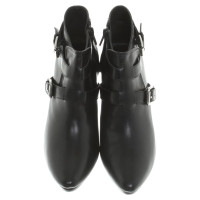Ralph Lauren Bottes en noir