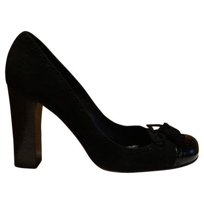 Chloé High Heels Suede