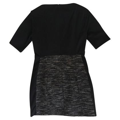 Tibi Robe en noir