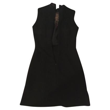 Sandro Sandro Black Dress