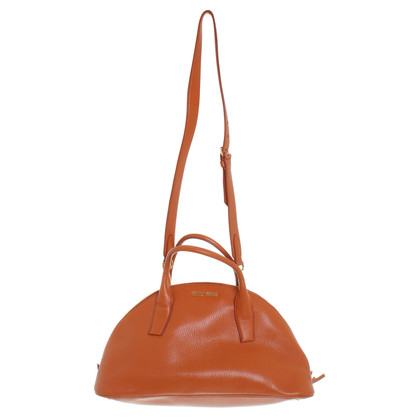 Miu Miu Hand bag in Orange