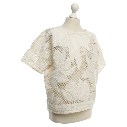 Isabel Marant Etoile Top in crème
