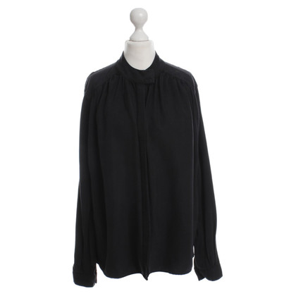 Closed Bluse in Schwarz