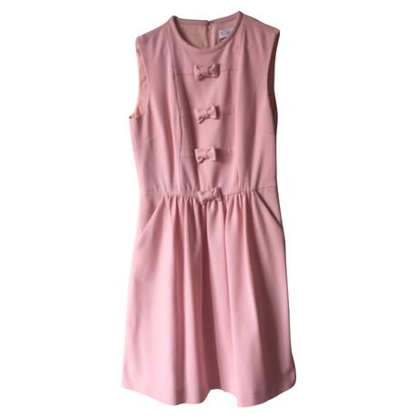 Red Valentino Kleid & Jacke Rosa / Pink