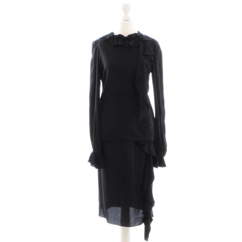 groot zwart kostuum in Doesburg