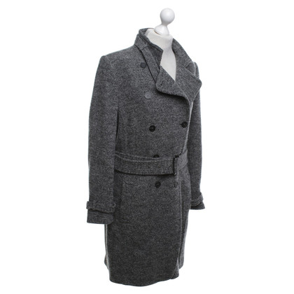 Windsor Coat in grijs