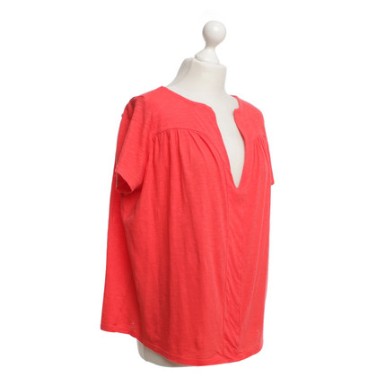Bash Oversized shirt in red