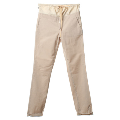 Helmut Lang Trousers in beige