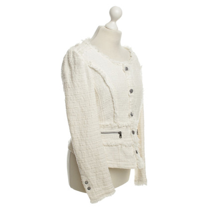 Marc Cain Blazer in crema