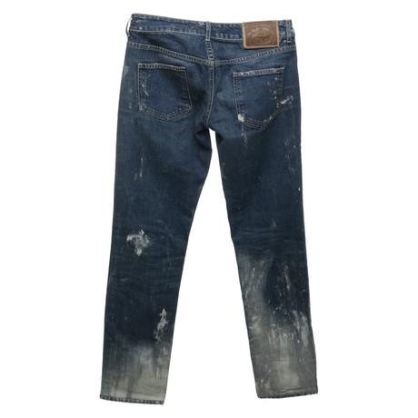 Used Cavalli Jeans Blau Just Cavalli Look Just im 6qUT8