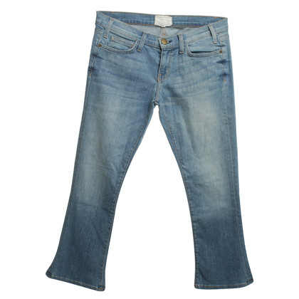 Current Elliott Jeans met uitlopende benen