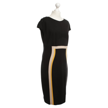 Escada Dress in black with pattern