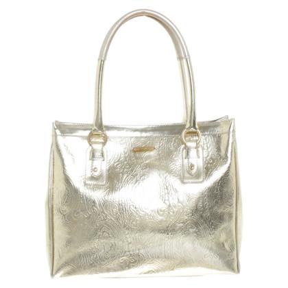 Etro Handbag in gold colors