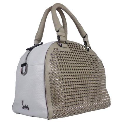 Christian Louboutin Handtasche mit Nietenbesatz