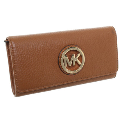 "Michael Kors Wallet ""Fulton"" a Brown"