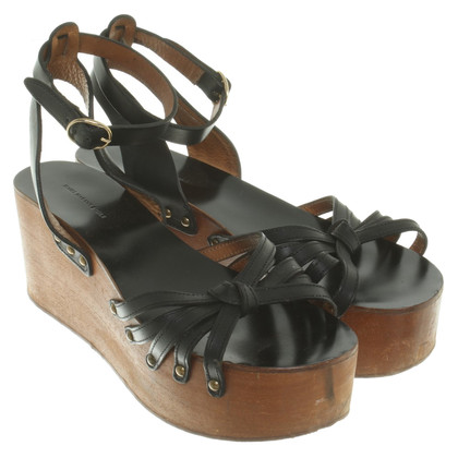 Isabel Marant Etoile Wedges in bicolour