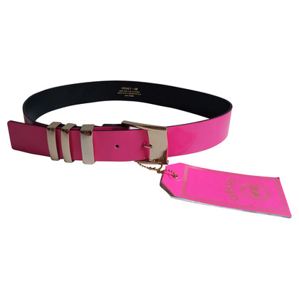 Versace for H&M Belt in pink