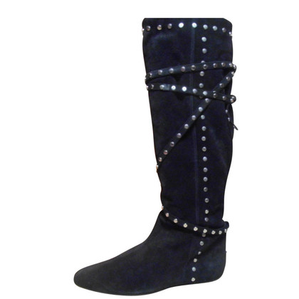 Jimmy Choo Boots with studs