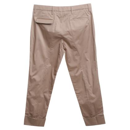 Miu Miu trousers in beige