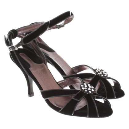 Salvatore Ferragamo Sandals in black