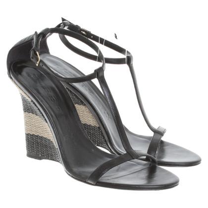 Burberry Sandals with wedge heel