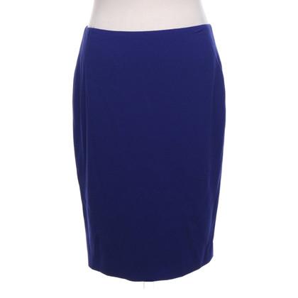 Elie Tahari skirt in blue