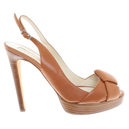 Rupert Sanderson Sandals in brown