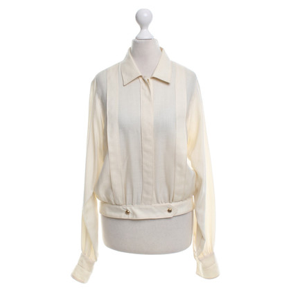 Chanel Blusa in Beige
