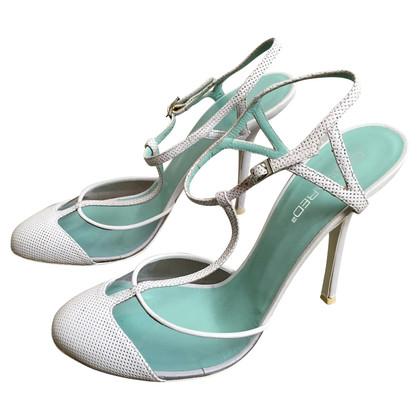 Dsquared2 Sandaletten in Weiß
