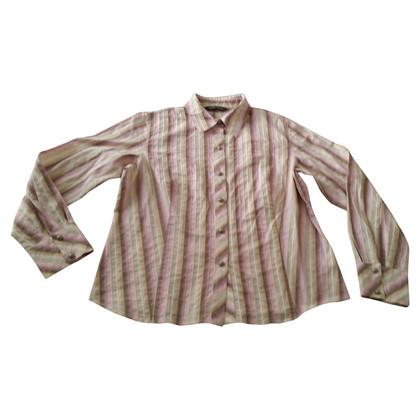 Marina Rinaldi Shirt veelkleurige katoen