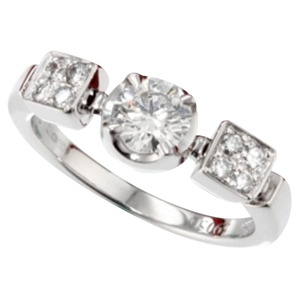 Bulgari Ring mit Diamanten