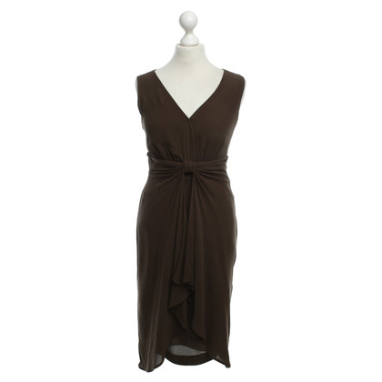 Escada Silk dress with knot