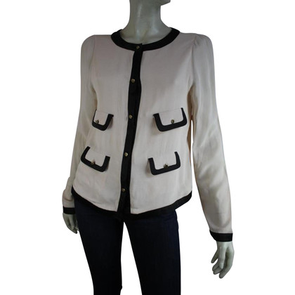 By Malene Birger Blusa in Beige